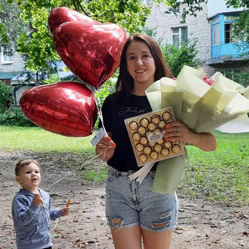 Фото товара 3 шарика
