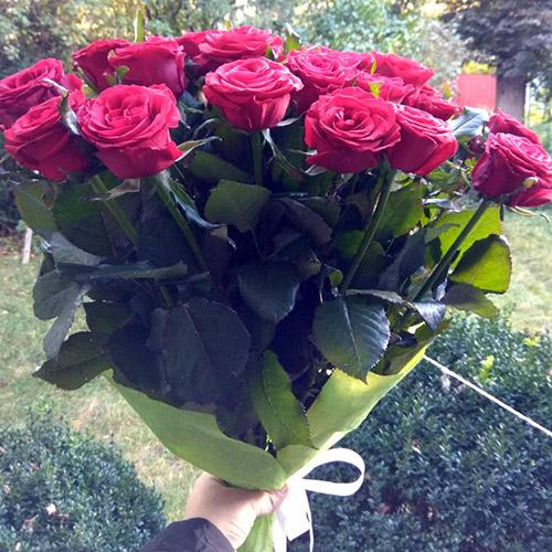 розы с доставкой фото букета