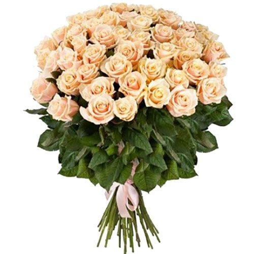 Фото товара 51 кремовая роза