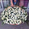 """Фото товара Хризантемы и гвоздики """"Дань памяти"""""""