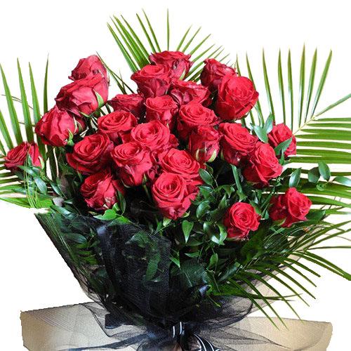 Фото товара 26 красных роз
