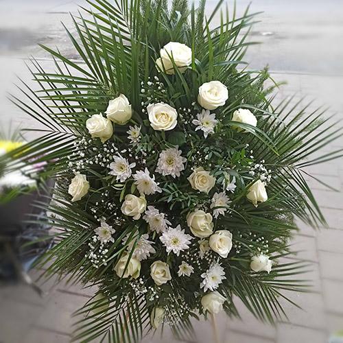 Фото товара Венок на похороны №2